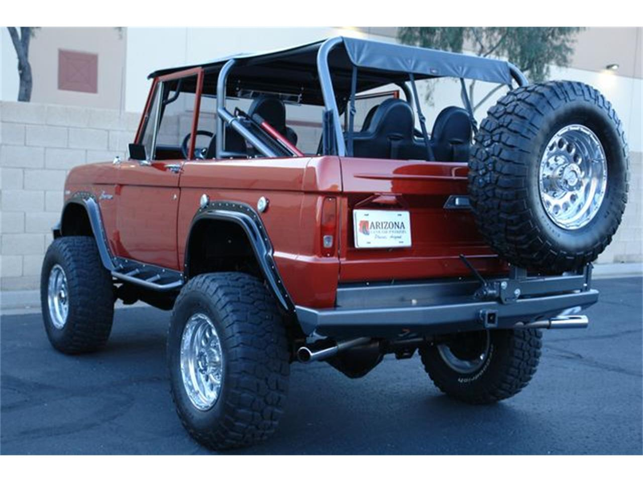 Large Picture of '69 Ford Bronco - $67,950.00 - PTUJ
