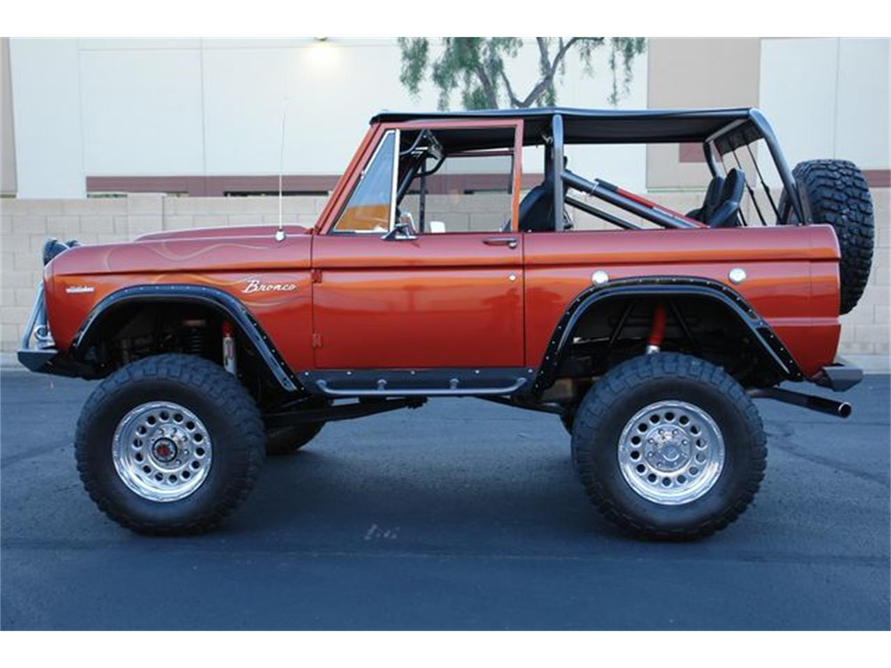 Large Picture of Classic '69 Ford Bronco Offered by Arizona Classic Car Sales - PTUJ