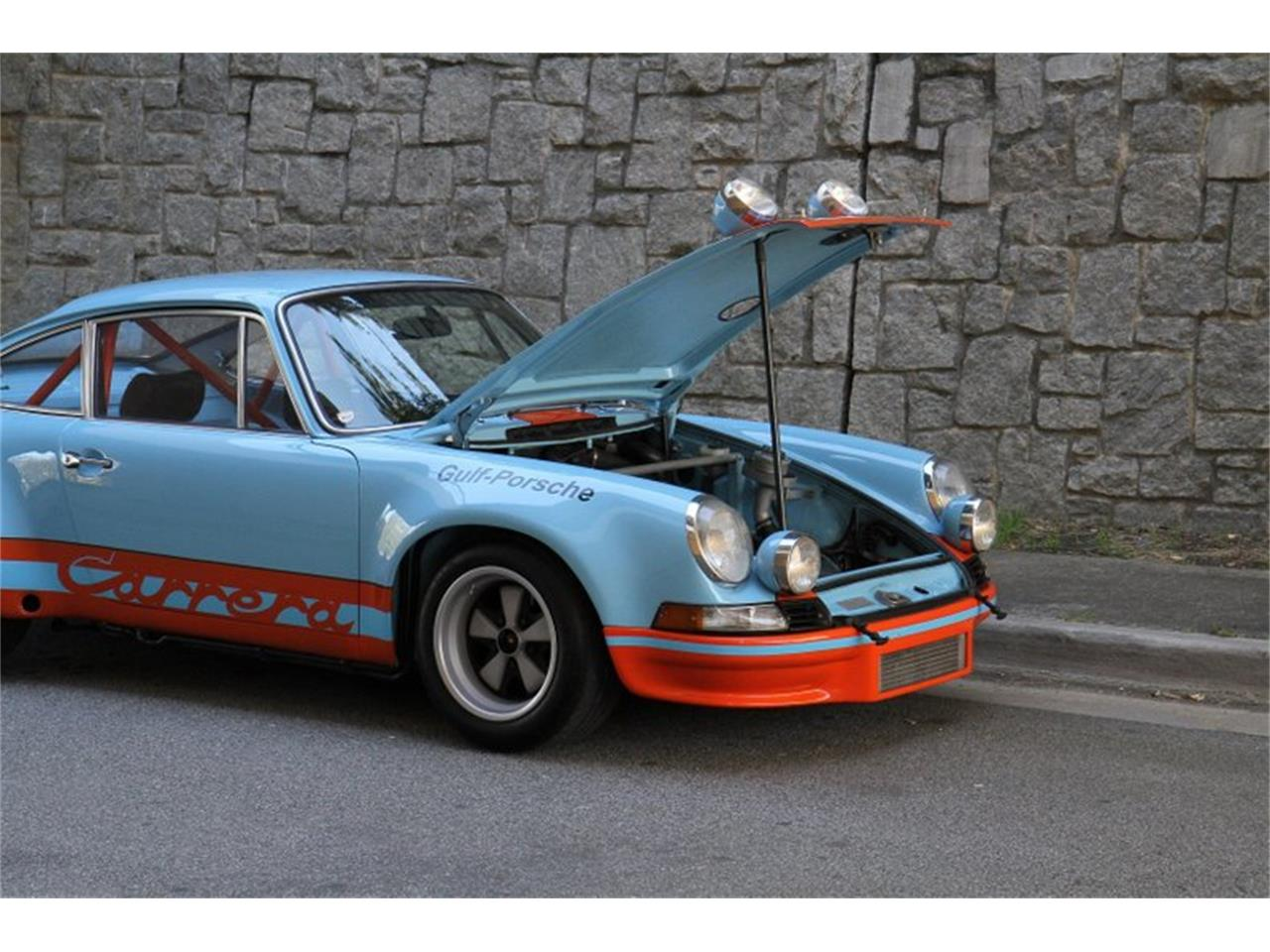 Large Picture of '73 911 - PTUQ