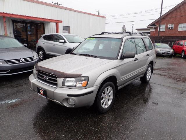 Picture of 2005 Forester - PTUV