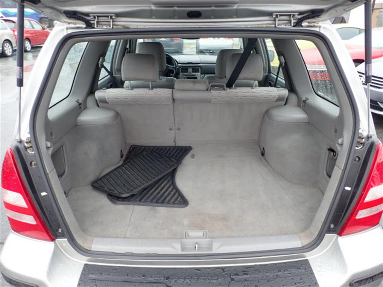 Large Picture of '05 Forester - PTUV