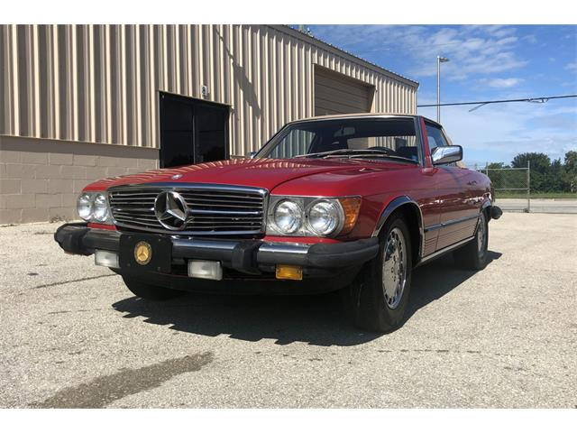 Picture of '85 380SL - PQBI