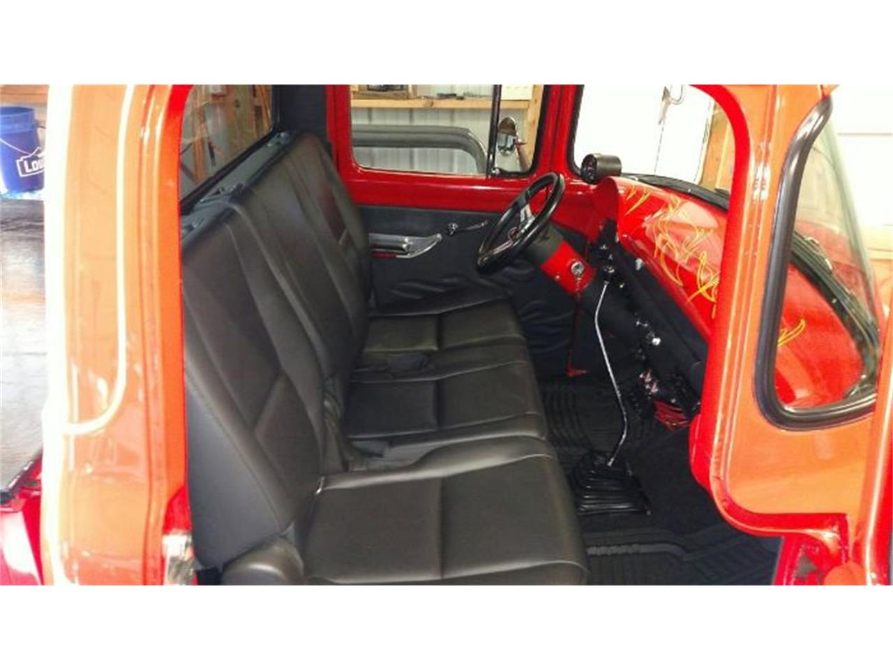 Large Picture of Classic 1956 F100 located in Cadillac Michigan - $49,495.00 Offered by Classic Car Deals - PTV5