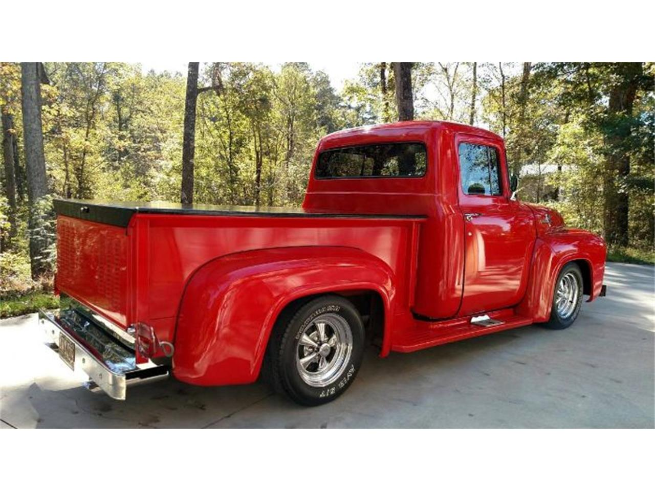 Large Picture of 1956 Ford F100 - $49,495.00 Offered by Classic Car Deals - PTV5