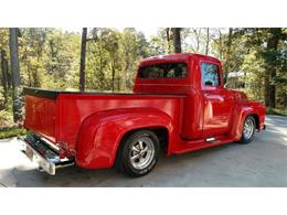 Picture of '56 Ford F100 located in Cadillac Michigan Offered by Classic Car Deals - PTV5