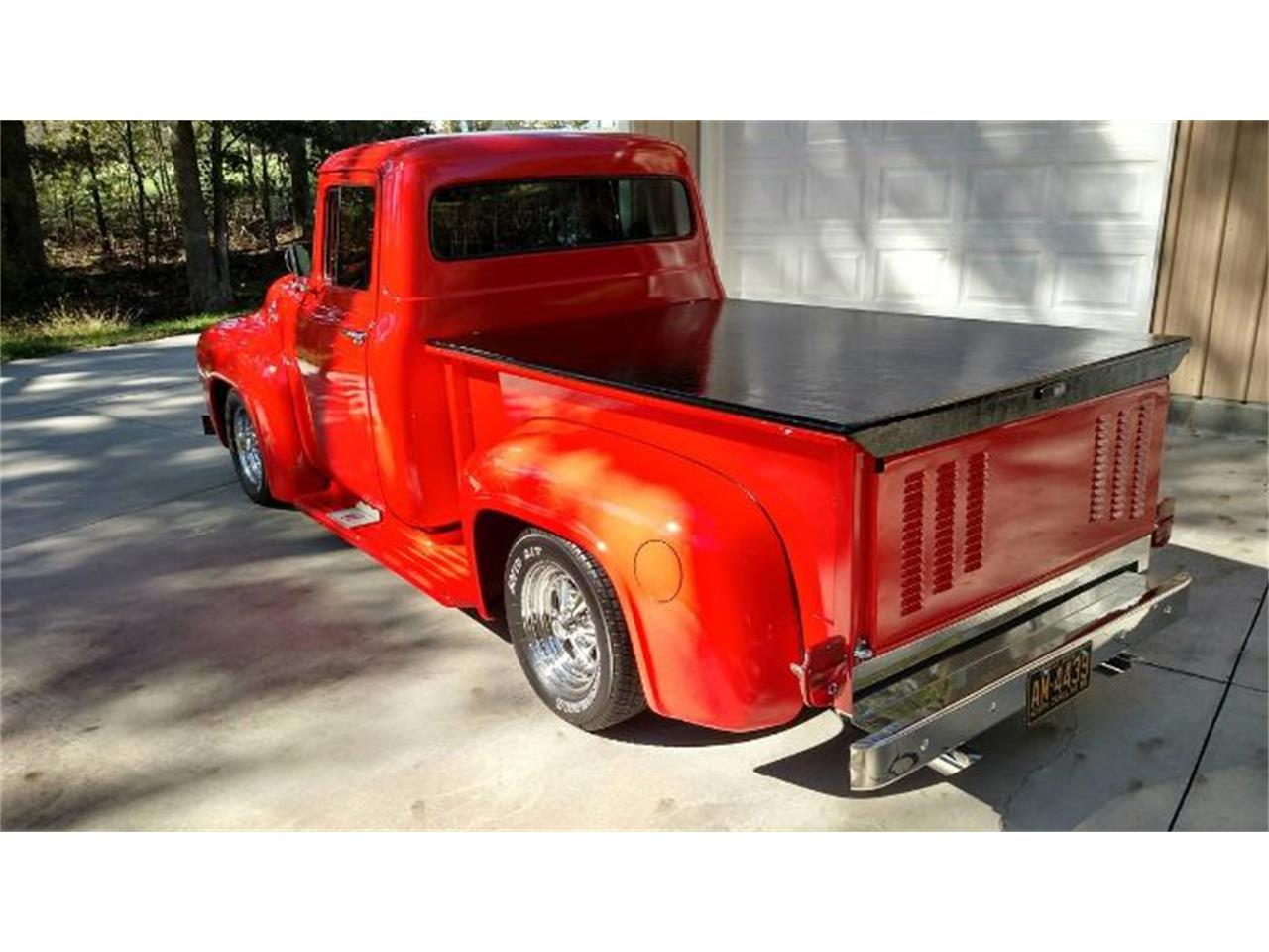 Large Picture of Classic '56 F100 - PTV5