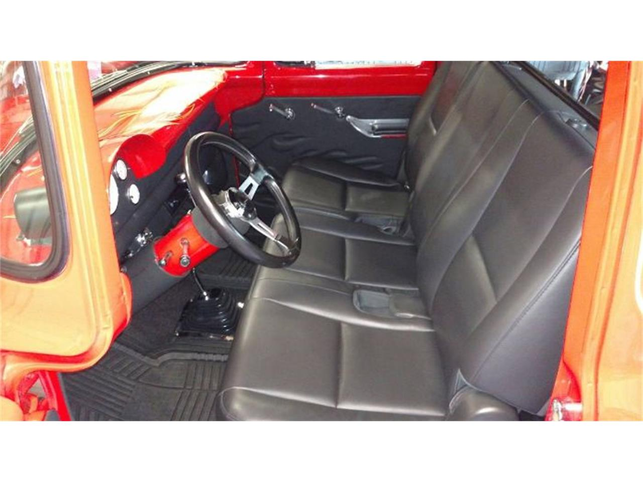 Large Picture of '56 Ford F100 located in Cadillac Michigan - $49,495.00 - PTV5