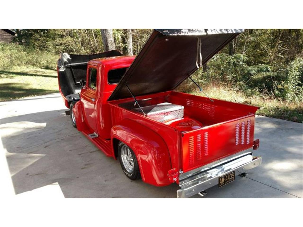 Large Picture of '56 Ford F100 located in Michigan Offered by Classic Car Deals - PTV5