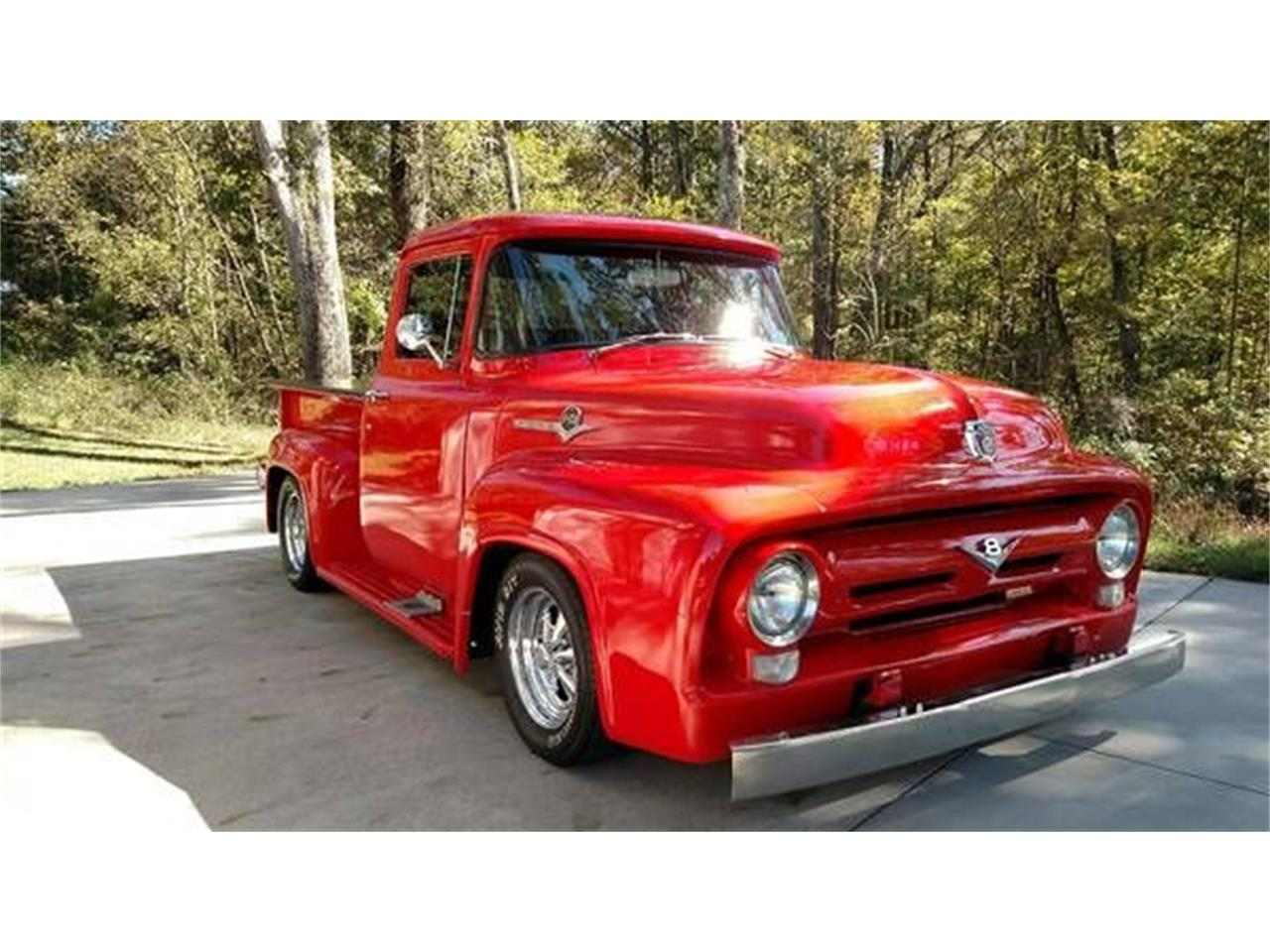 Large Picture of '56 F100 - $49,495.00 Offered by Classic Car Deals - PTV5