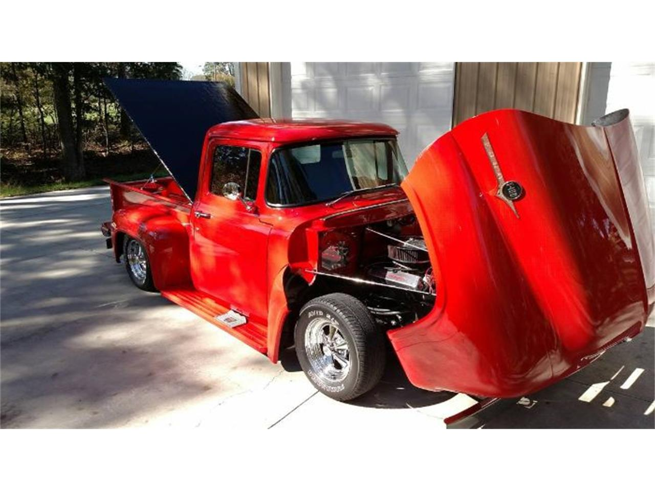 Large Picture of Classic 1956 Ford F100 - PTV5