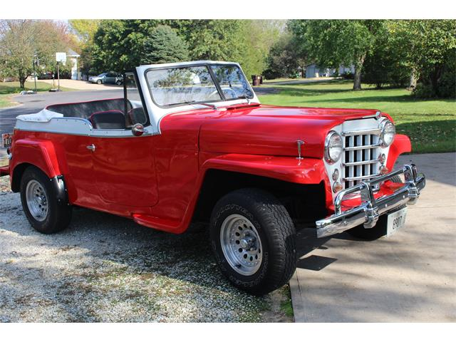 Picture of '50 Jeepster - PTVG