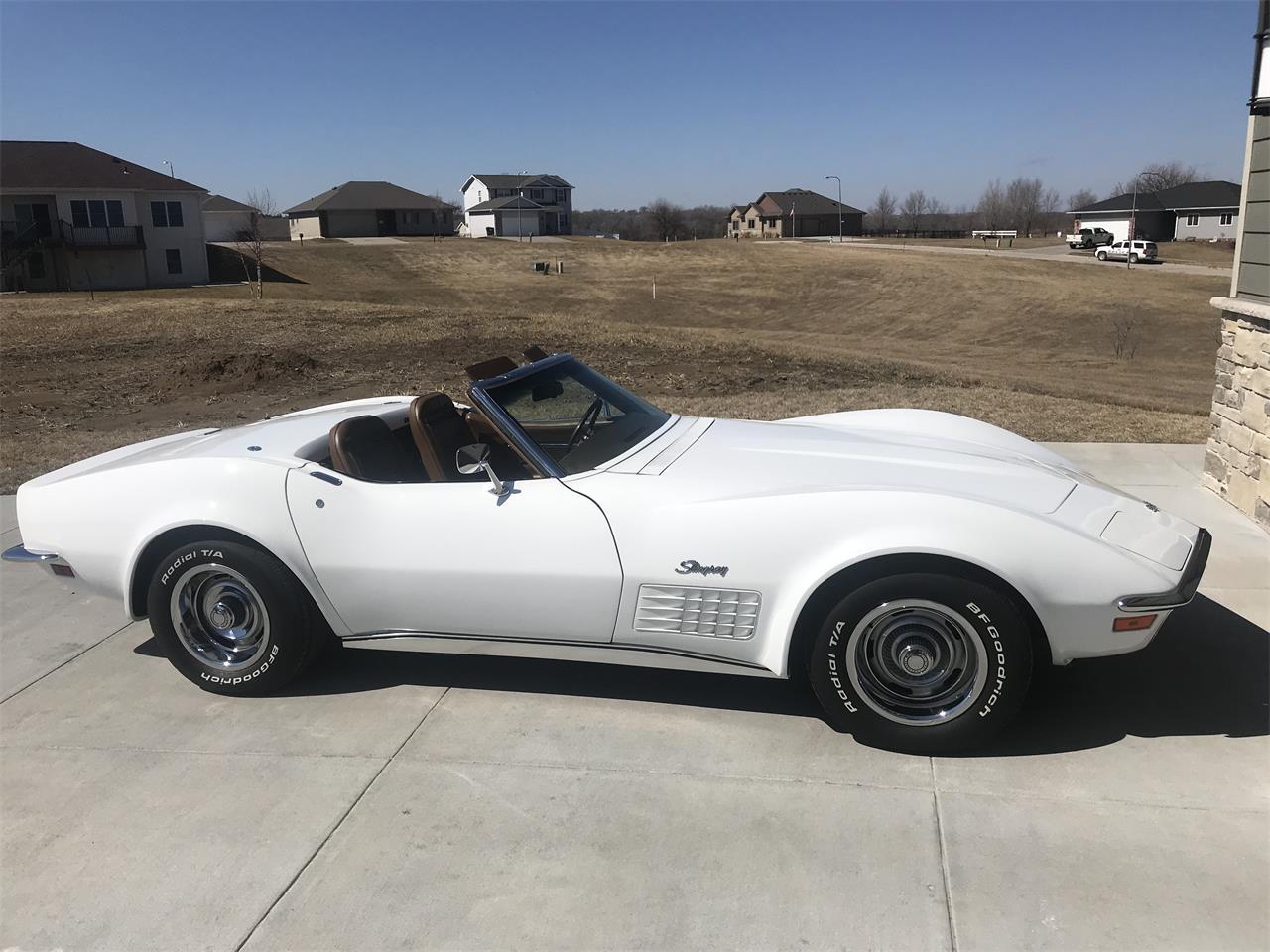 Large Picture of '72 Corvette - PTVS