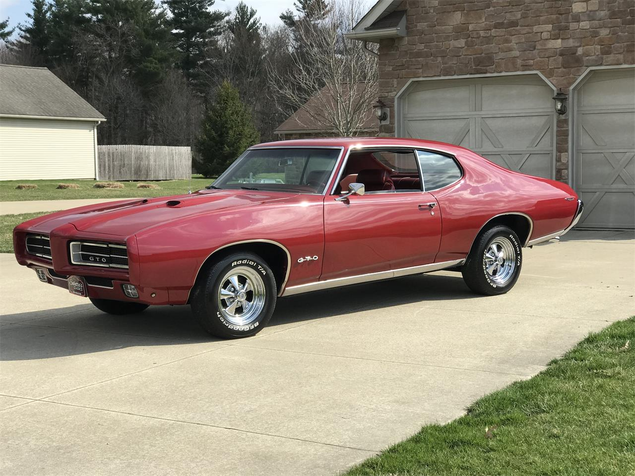For Sale: 1969 Pontiac GTO in Orrville, Ohio