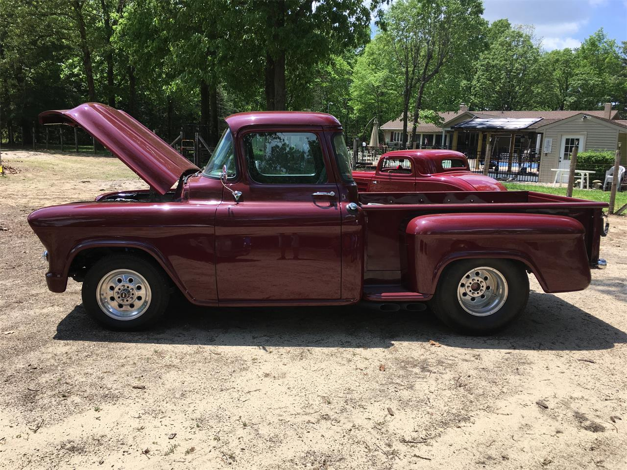 Large Picture of '57 Pickup - PTW7