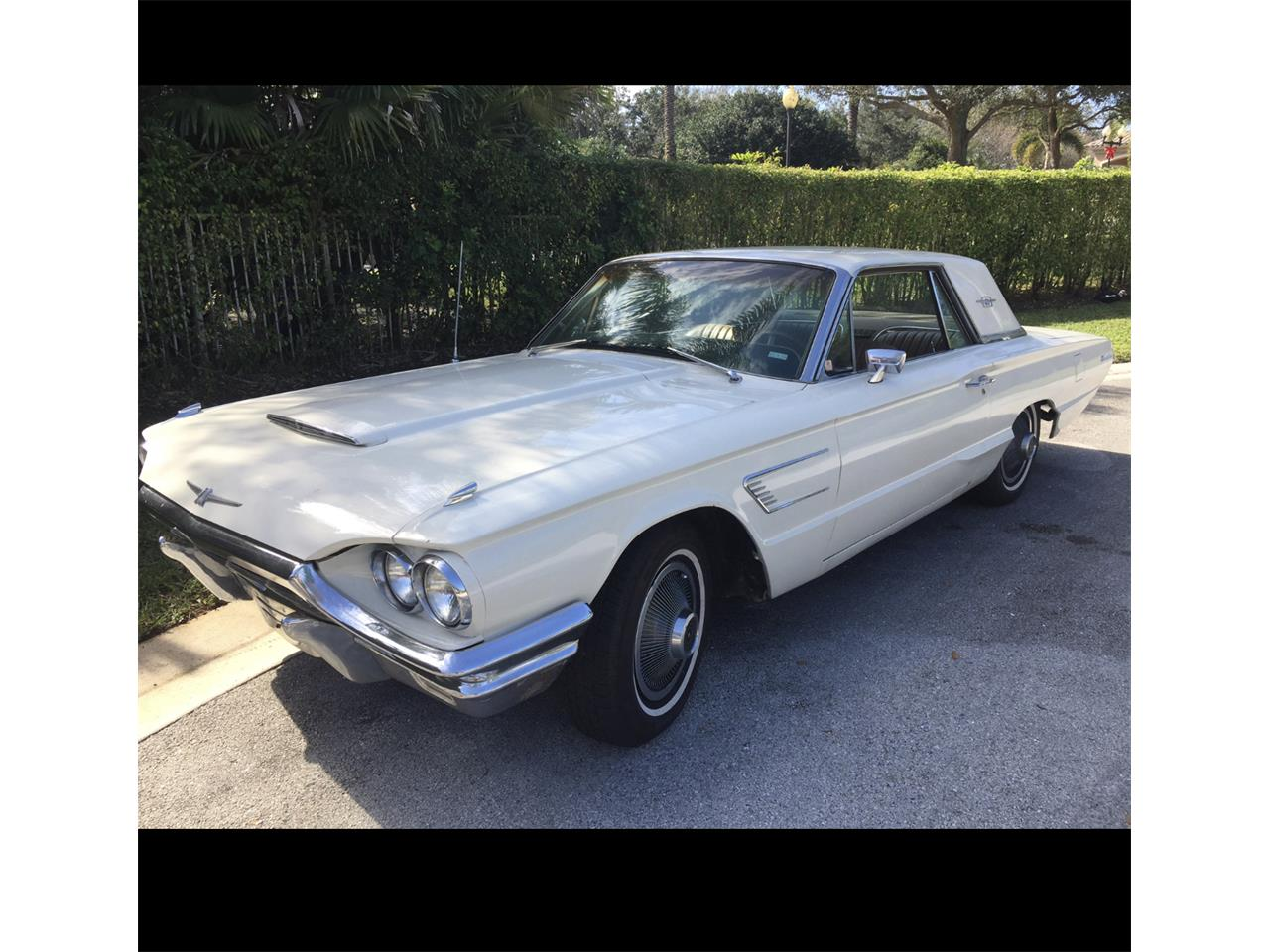 Large Picture of '65 Thunderbird - PTWB