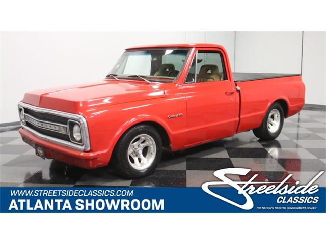 1969 Chevrolet C10 for Sale on ClassicCars com on