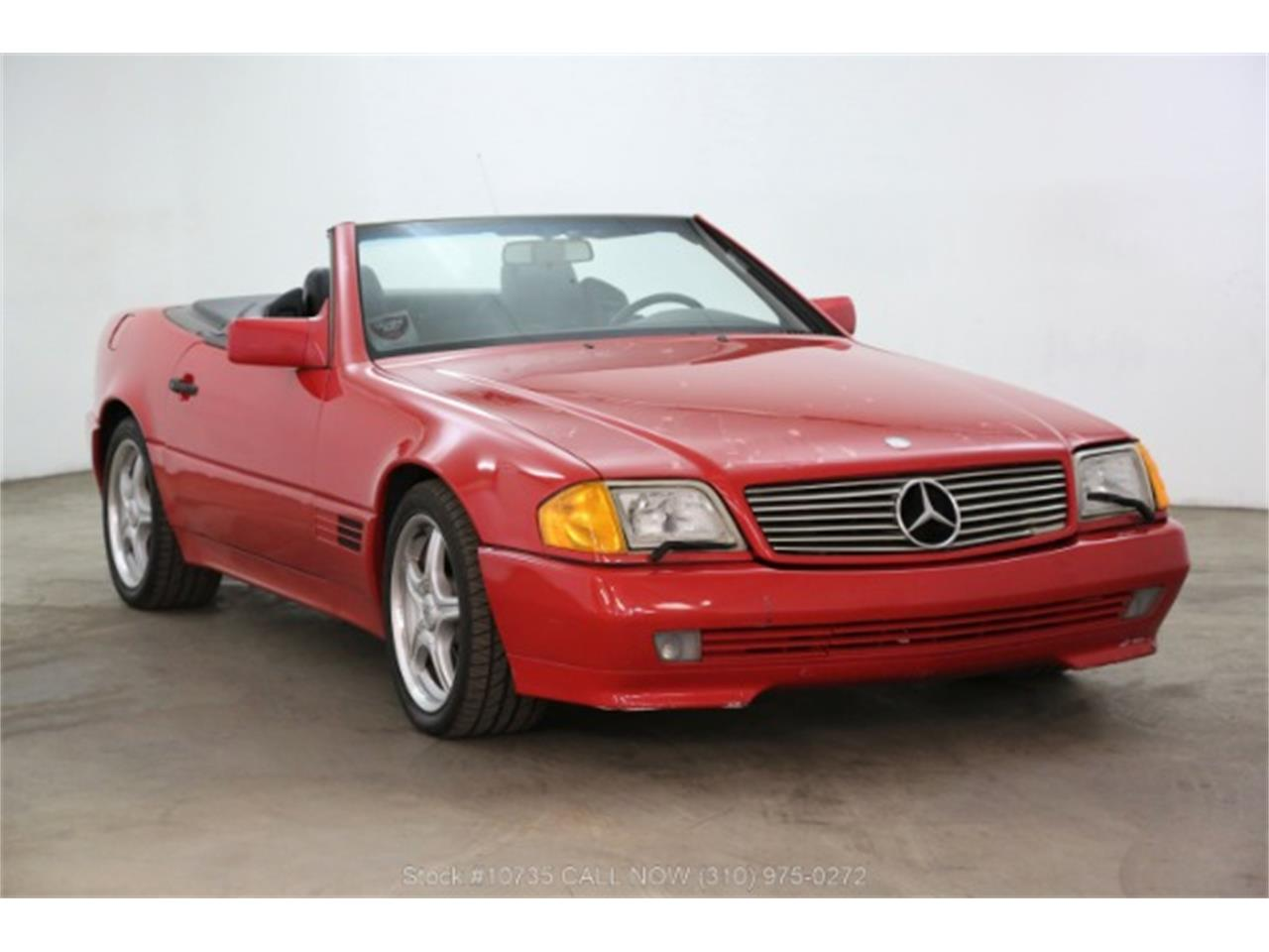 Large Picture of 1992 Mercedes-Benz 300SL - $5,950.00 - PTWZ
