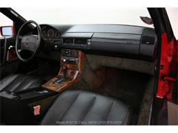 Picture of '92 Mercedes-Benz 300SL located in California - $5,950.00 Offered by Beverly Hills Car Club - PTWZ