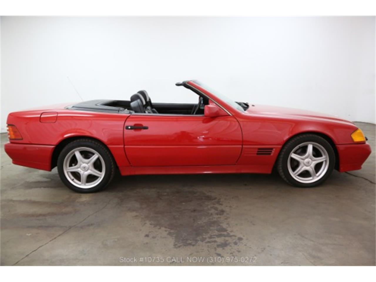 Large Picture of 1992 Mercedes-Benz 300SL located in Beverly Hills California - PTWZ