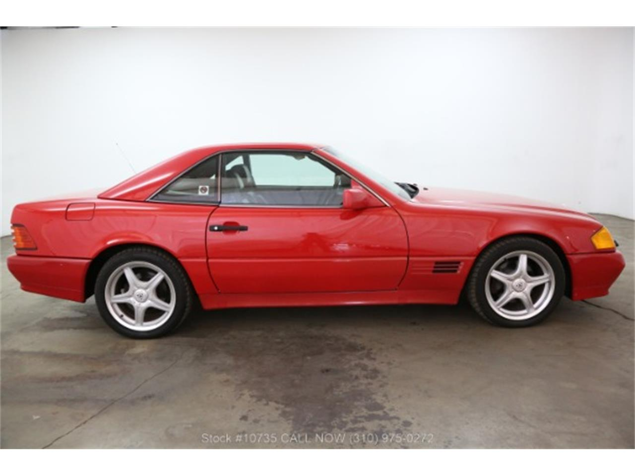 Large Picture of 1992 Mercedes-Benz 300SL Offered by Beverly Hills Car Club - PTWZ