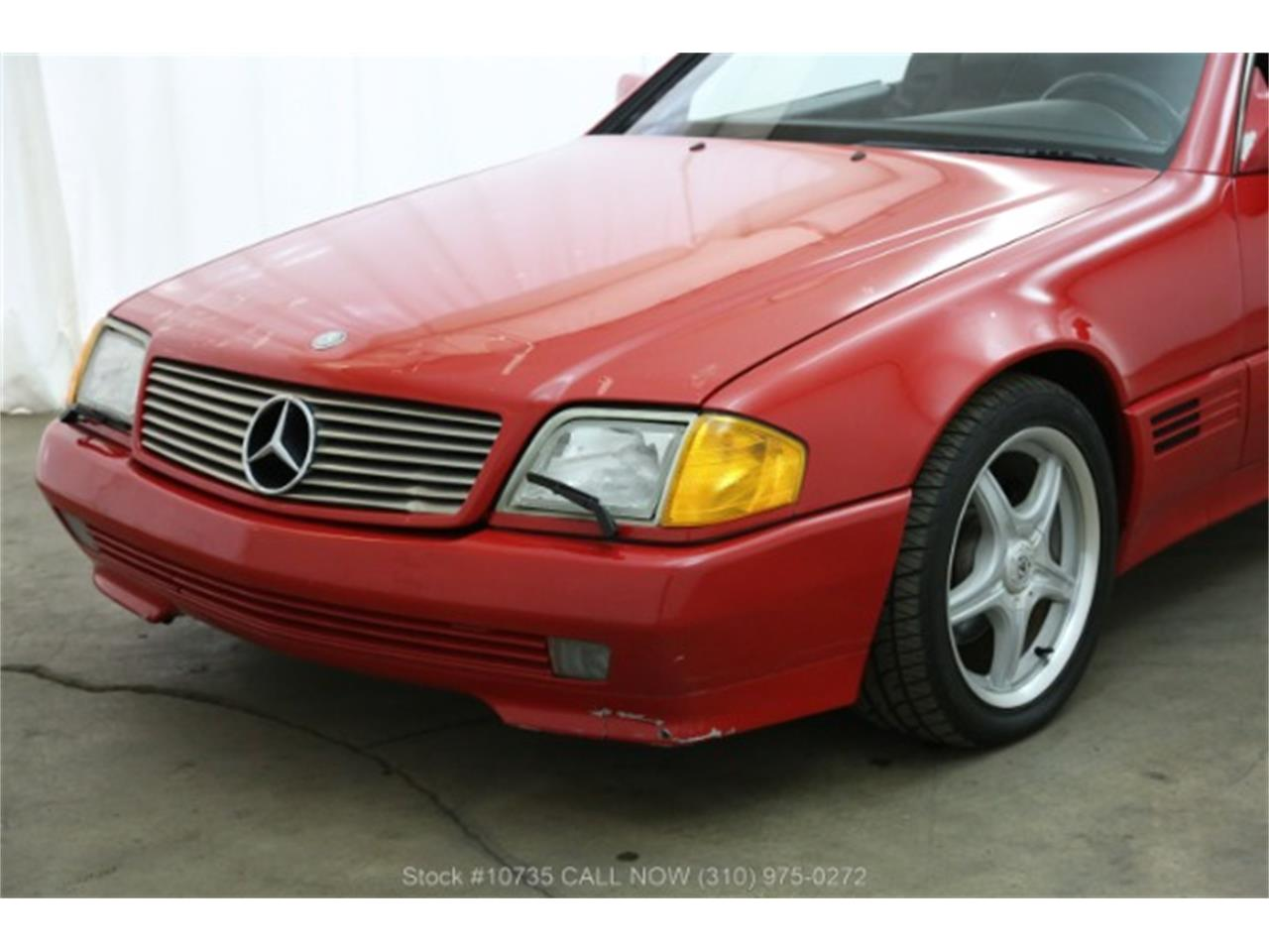 Large Picture of '92 Mercedes-Benz 300SL located in Beverly Hills California Offered by Beverly Hills Car Club - PTWZ