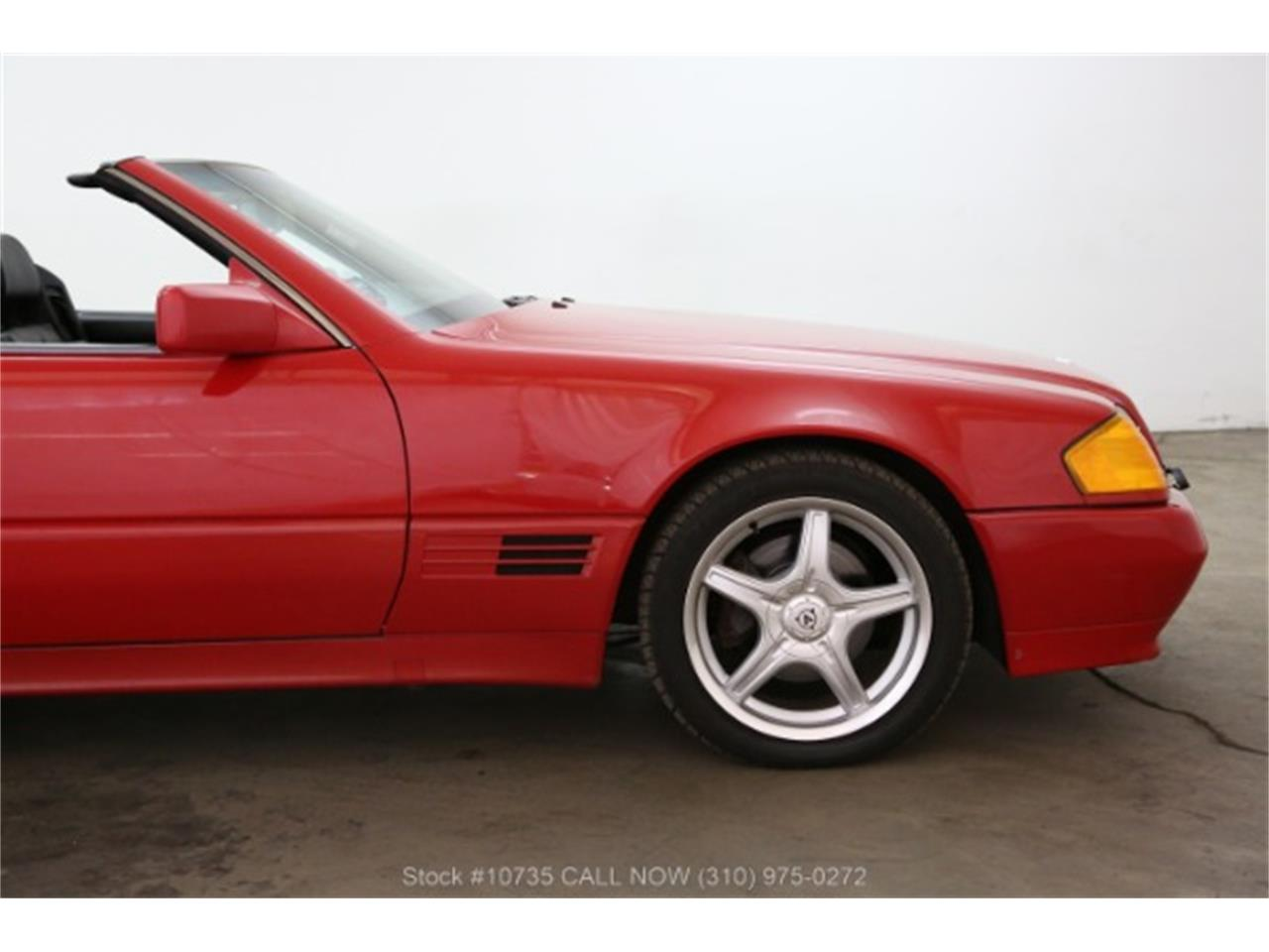 Large Picture of '92 Mercedes-Benz 300SL located in California - PTWZ