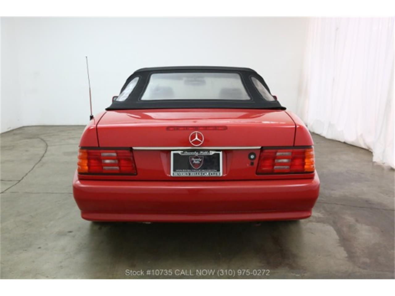 Large Picture of '92 300SL Offered by Beverly Hills Car Club - PTWZ