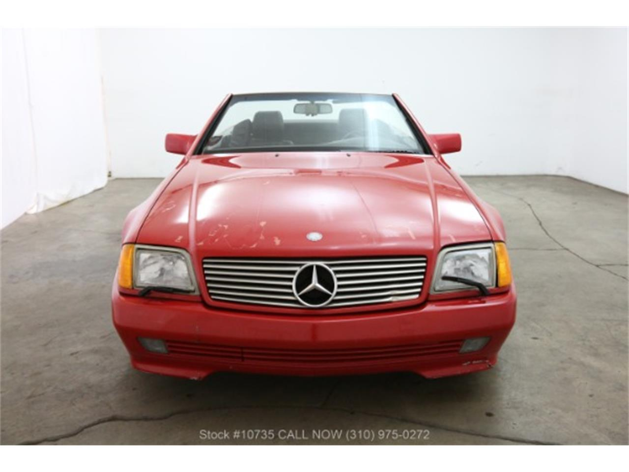 Large Picture of 1992 Mercedes-Benz 300SL located in Beverly Hills California Offered by Beverly Hills Car Club - PTWZ
