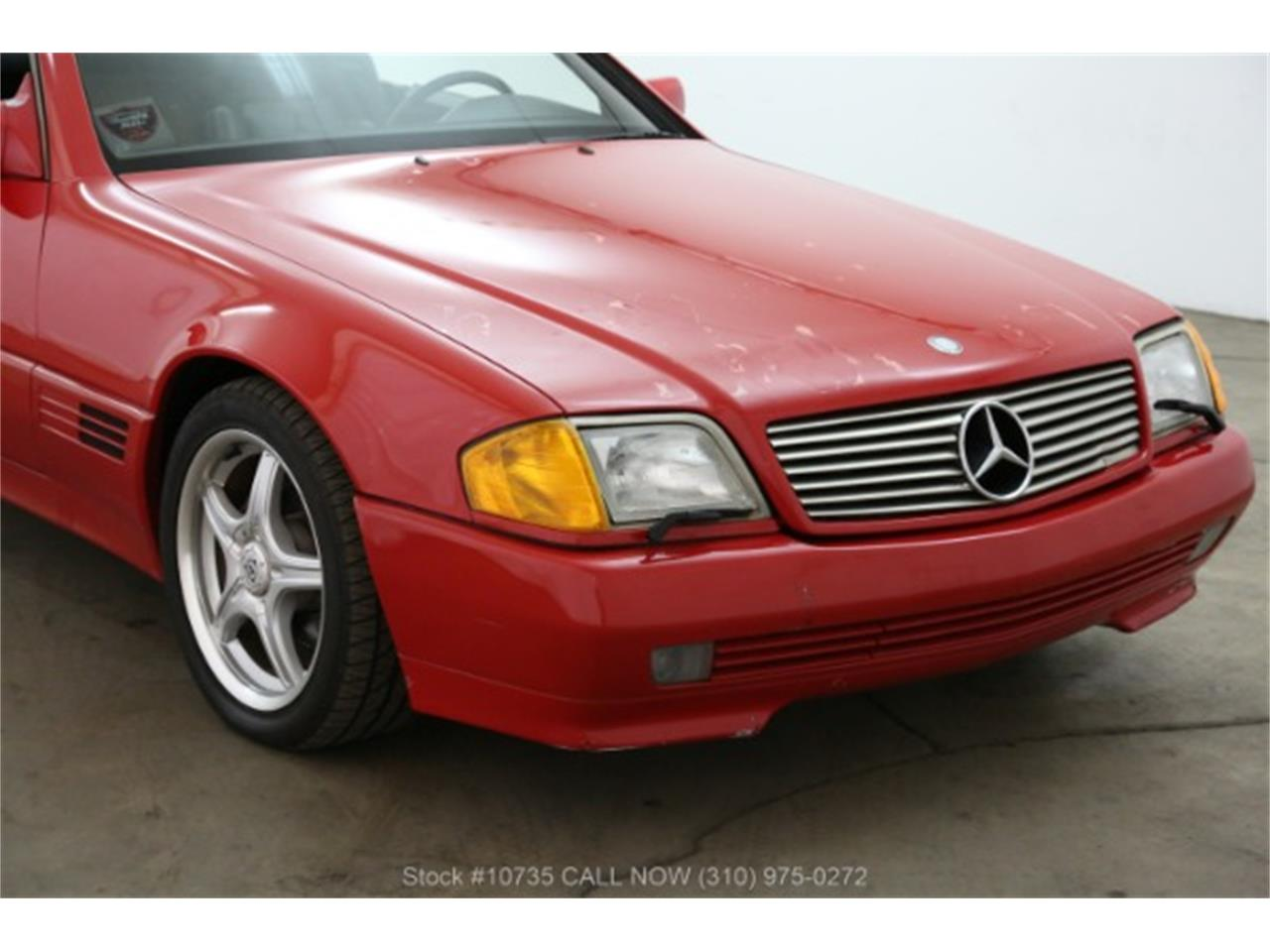 Large Picture of '92 Mercedes-Benz 300SL - $5,950.00 - PTWZ