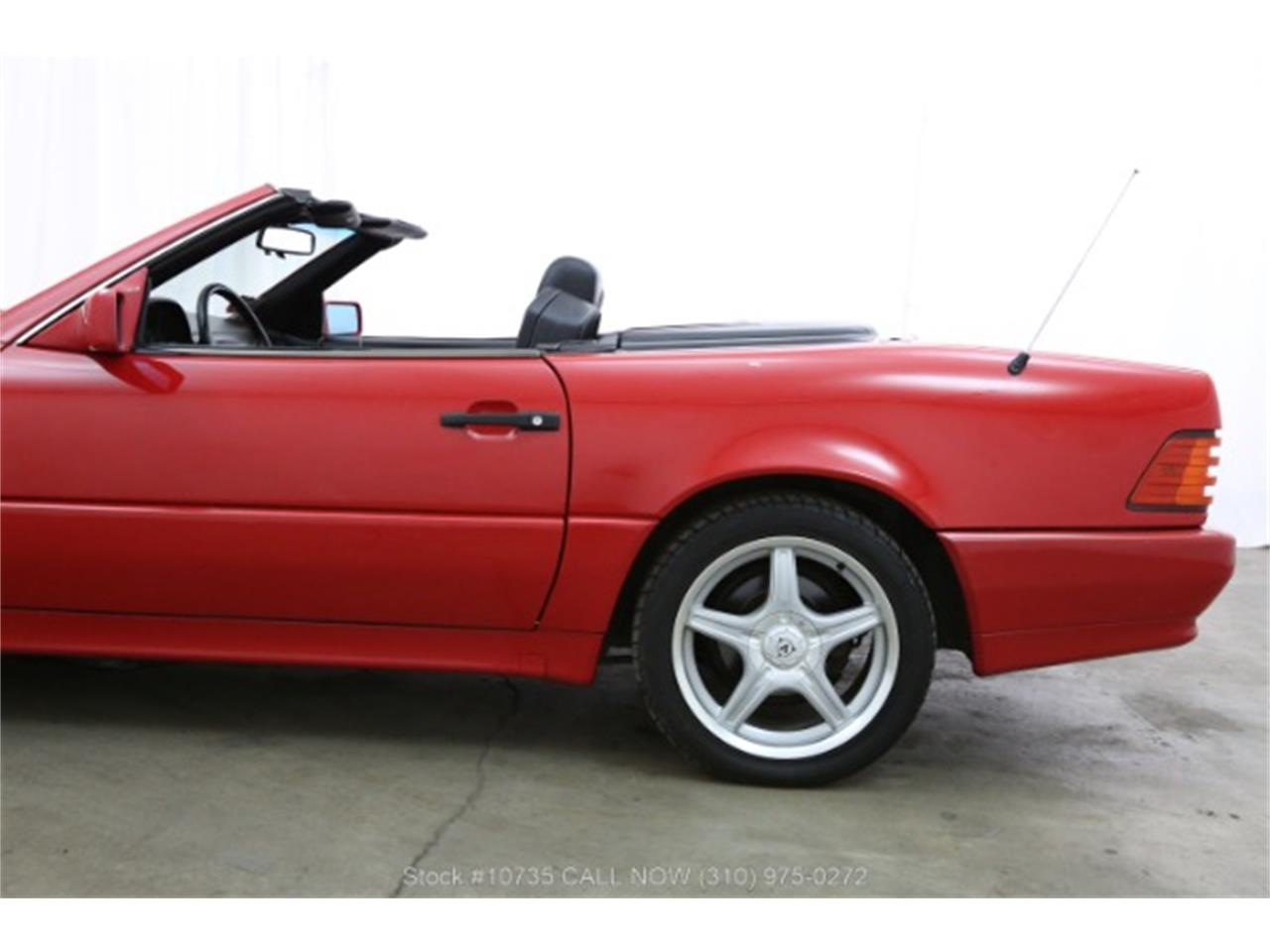 Large Picture of '92 Mercedes-Benz 300SL located in Beverly Hills California - $5,950.00 Offered by Beverly Hills Car Club - PTWZ
