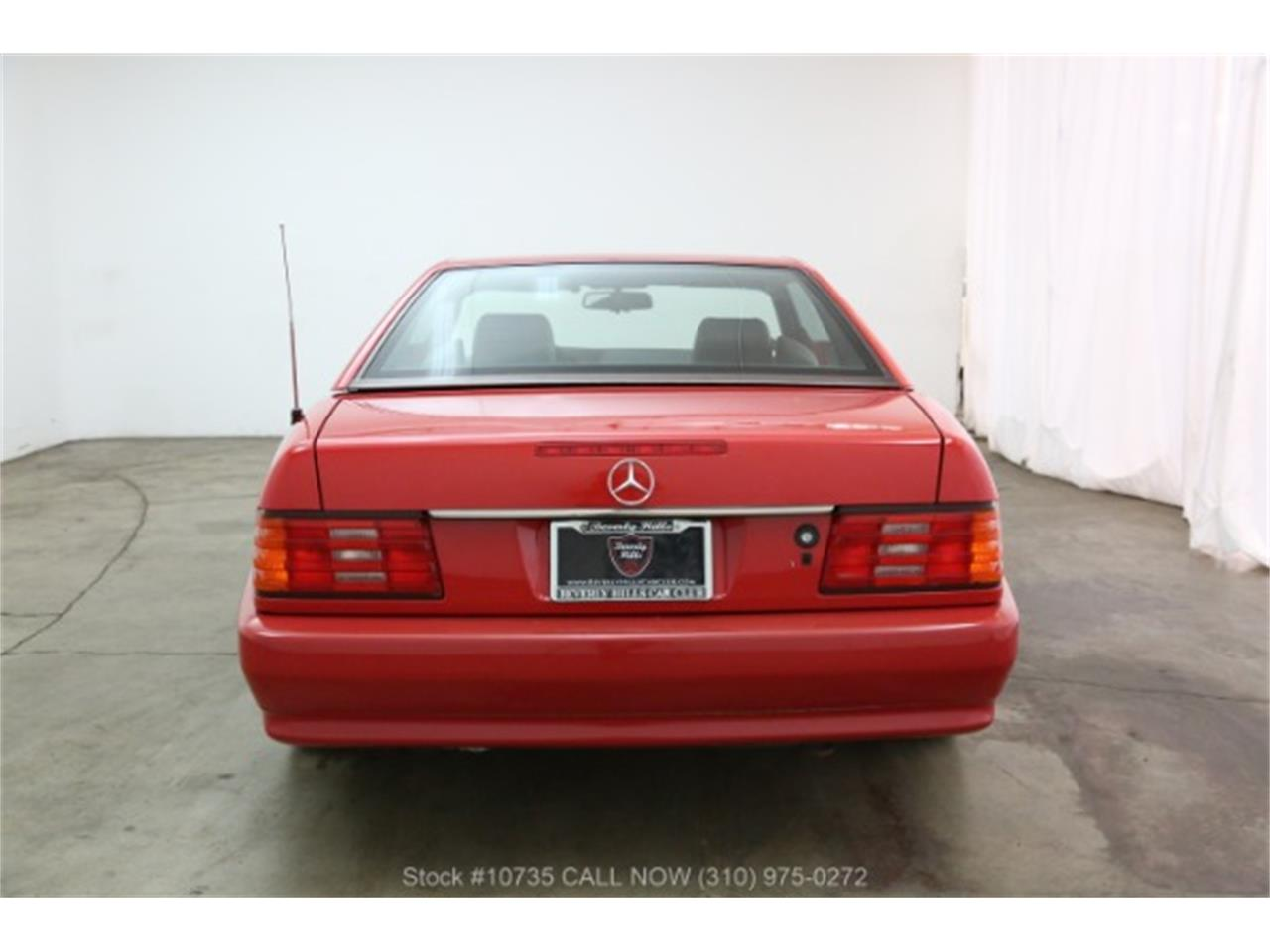 Large Picture of 1992 Mercedes-Benz 300SL - PTWZ