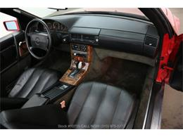 Picture of 1992 Mercedes-Benz 300SL located in California Offered by Beverly Hills Car Club - PTWZ