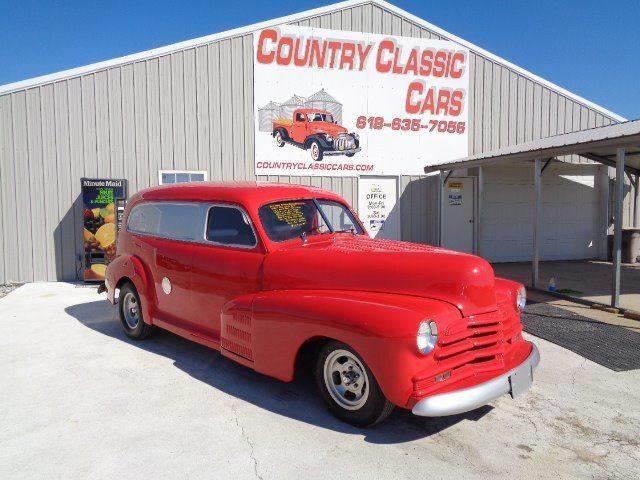 Picture of '47 Sedan Delivery - PTXA