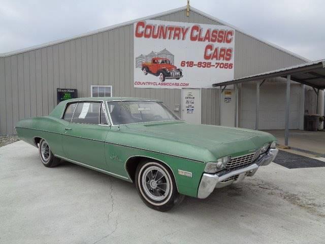 Picture of Classic 1968 Impala located in Staunton Illinois - PTXB
