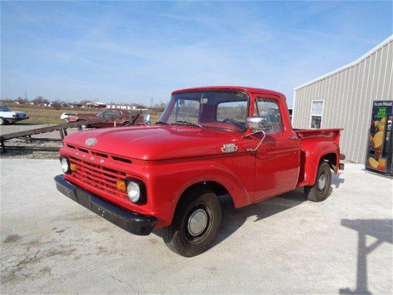 Large Picture of '63 F100 - PTXG