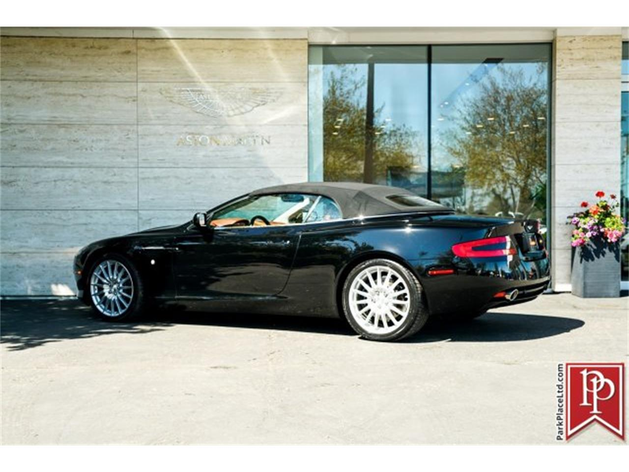 Large Picture of '07 DB9 located in Bellevue Washington Offered by Park Place Ltd - PTXI