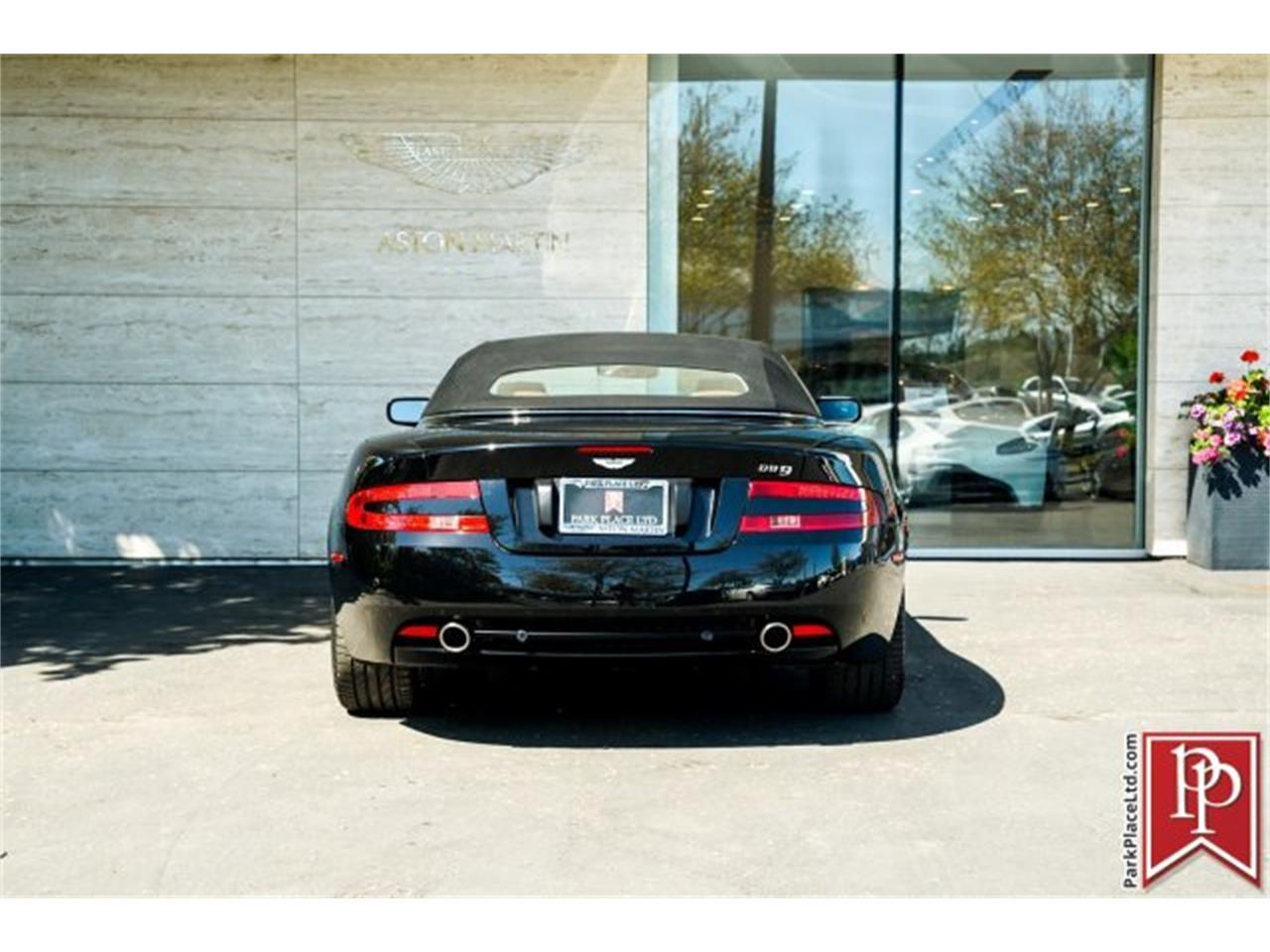 Large Picture of '07 Aston Martin DB9 - PTXI