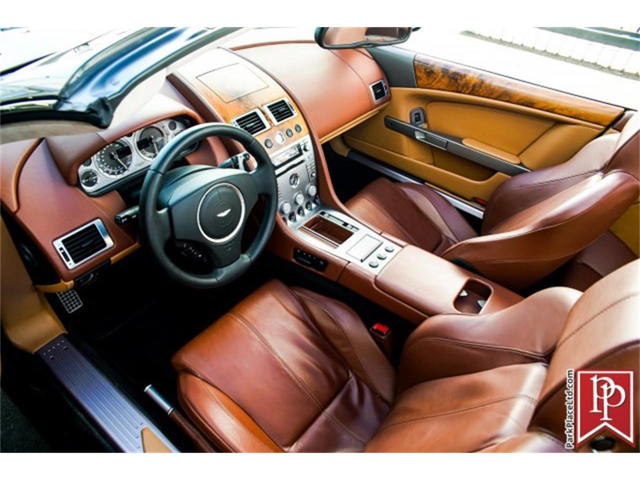 Large Picture of '07 Aston Martin DB9 located in Bellevue Washington - $59,950.00 - PTXI