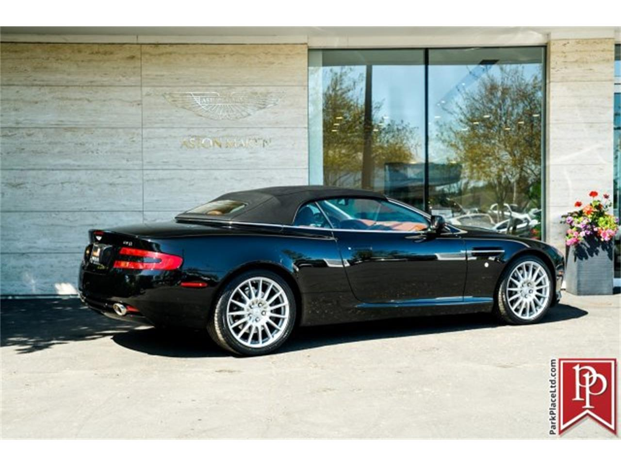 Large Picture of 2007 DB9 Offered by Park Place Ltd - PTXI
