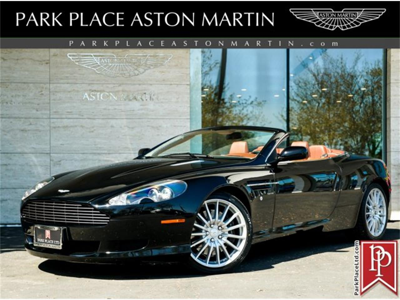 Large Picture of '07 Aston Martin DB9 - $59,950.00 - PTXI
