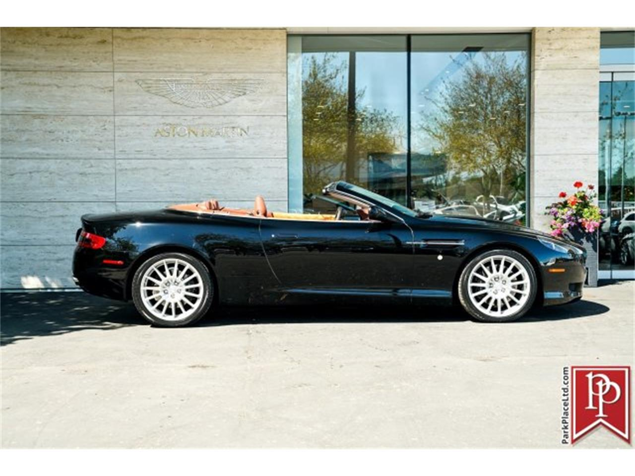 Large Picture of 2007 DB9 located in Bellevue Washington Offered by Park Place Ltd - PTXI