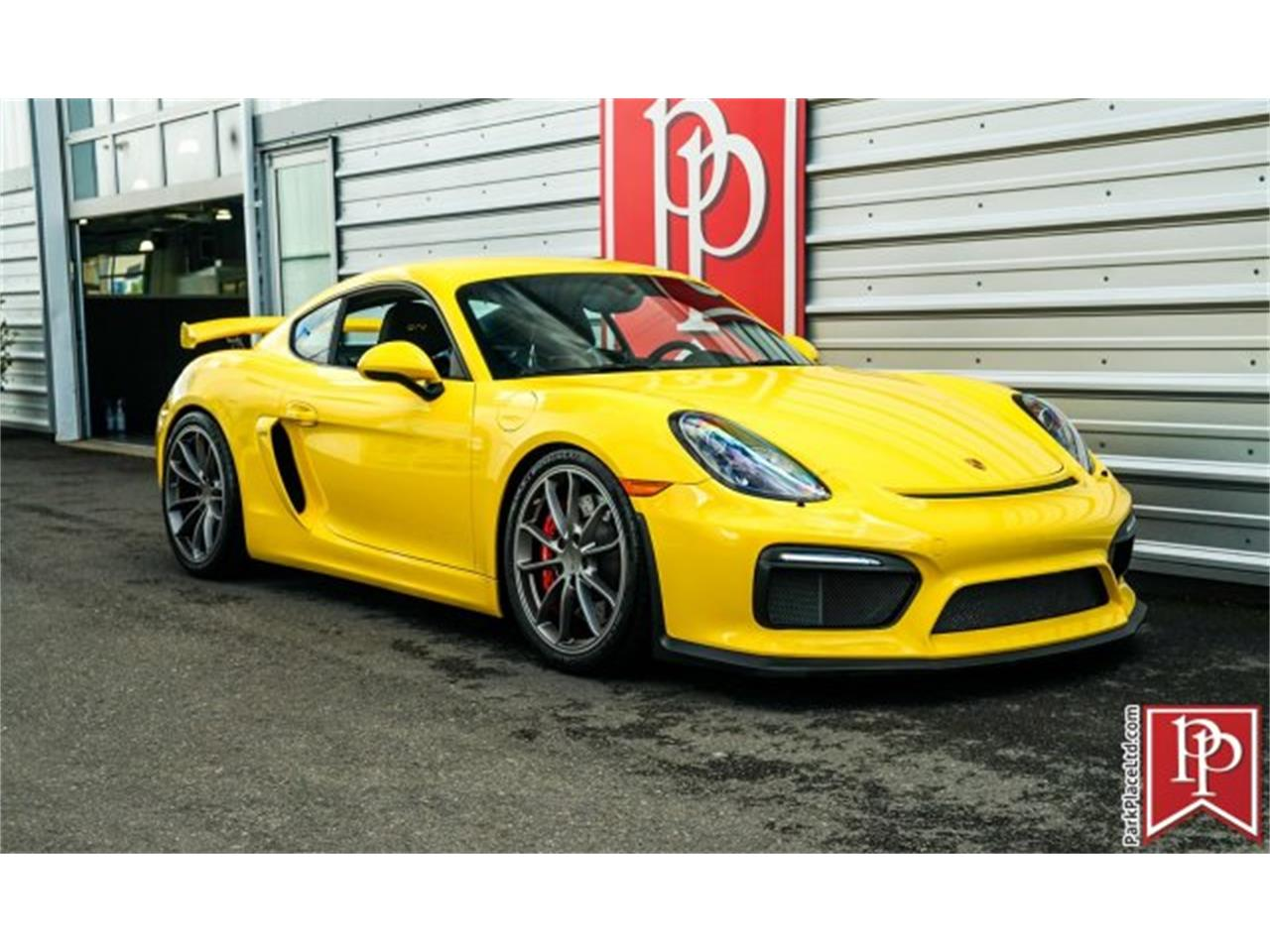 Large Picture of '16 Cayman - PTXO