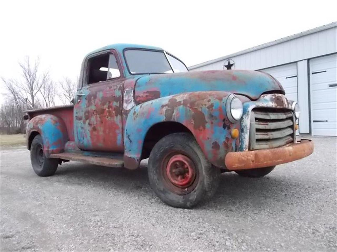 Large Picture of Classic '50 Chevrolet 3100 - $3,800.00 Offered by 500 Classic Auto Sales - PTYP