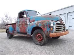 Picture of 1950 Chevrolet 3100 located in Knightstown Indiana Offered by 500 Classic Auto Sales - PTYP