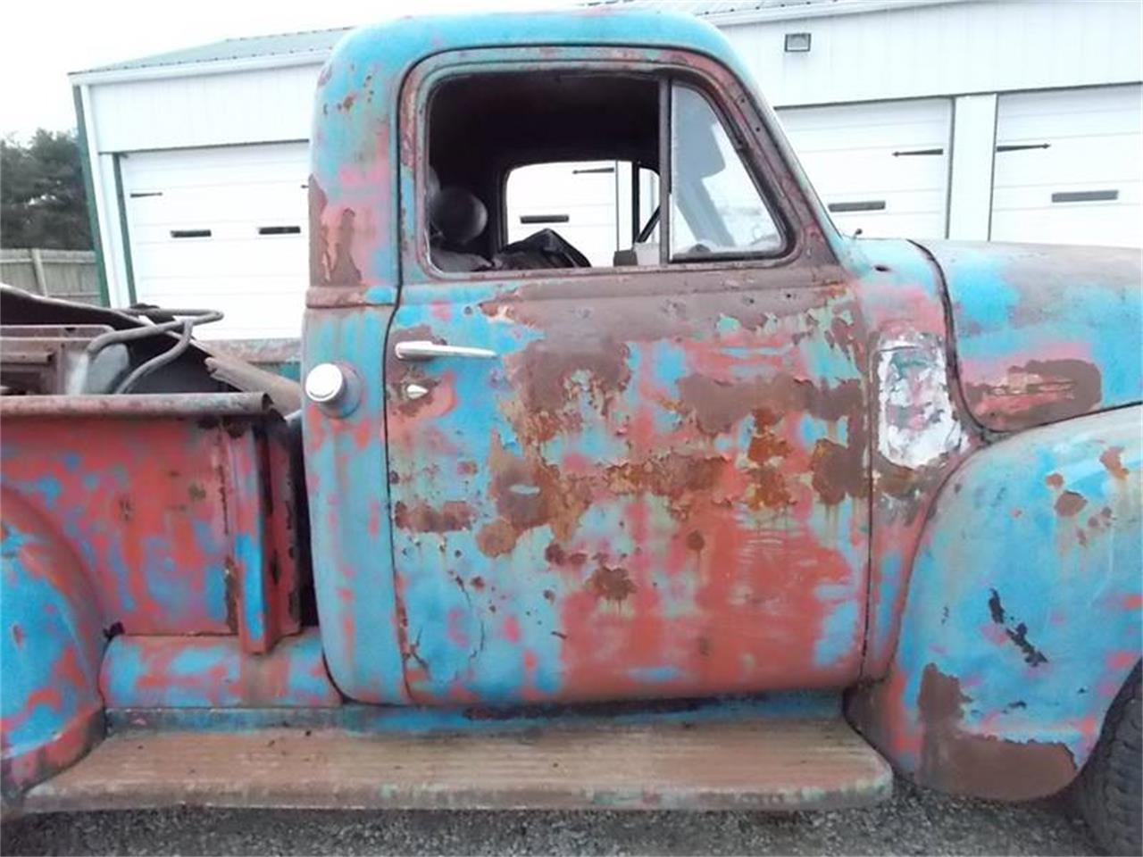 Large Picture of 1950 Chevrolet 3100 located in Knightstown Indiana - $3,800.00 - PTYP