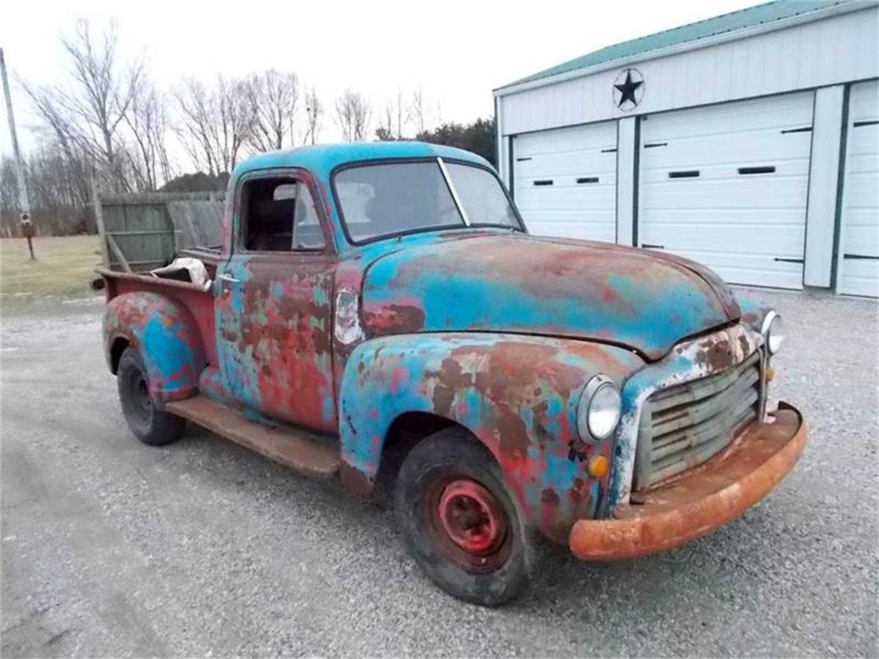 Large Picture of '50 Chevrolet 3100 located in Indiana - PTYP