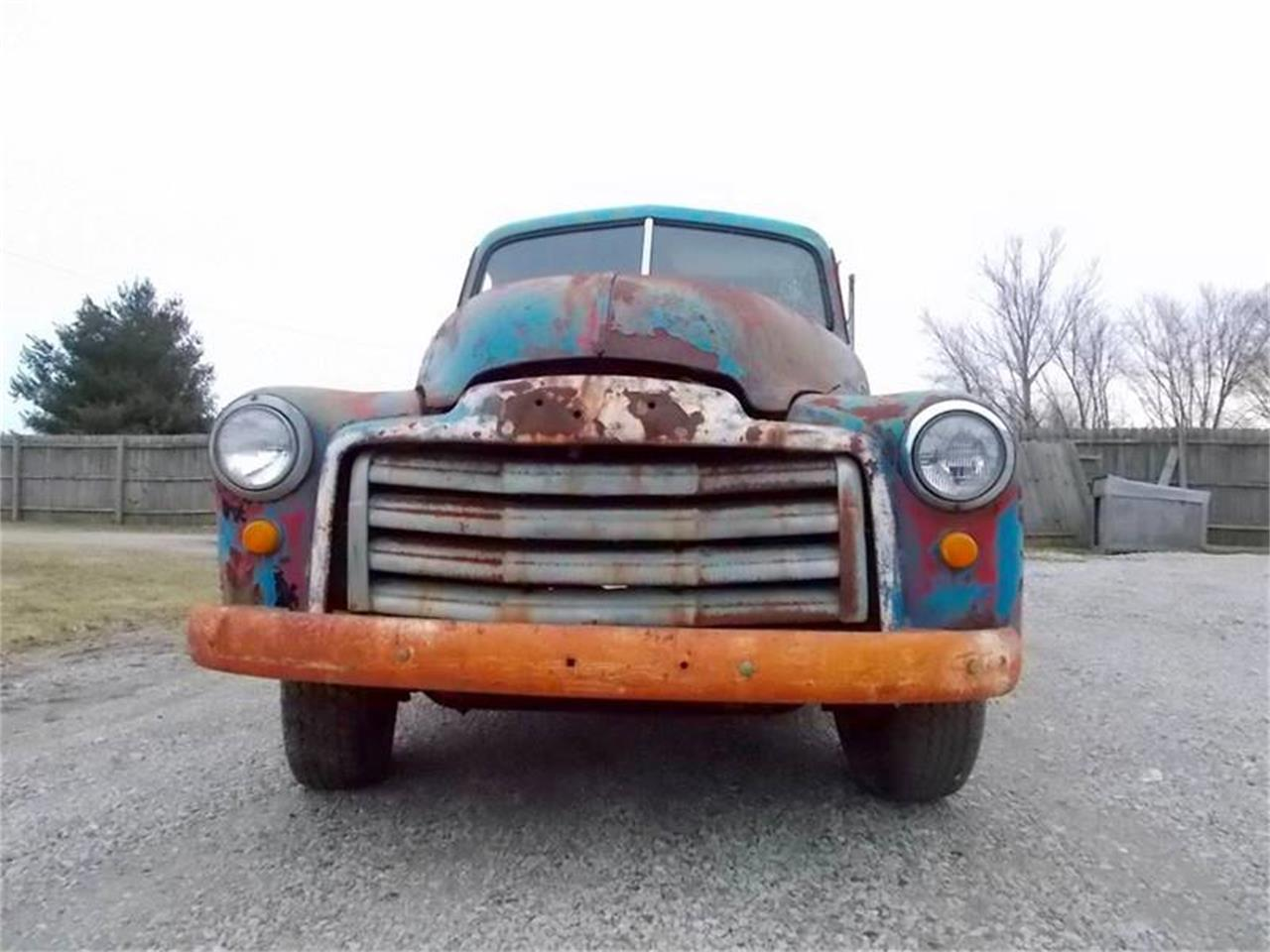 Large Picture of Classic 1950 3100 located in Indiana Offered by 500 Classic Auto Sales - PTYP
