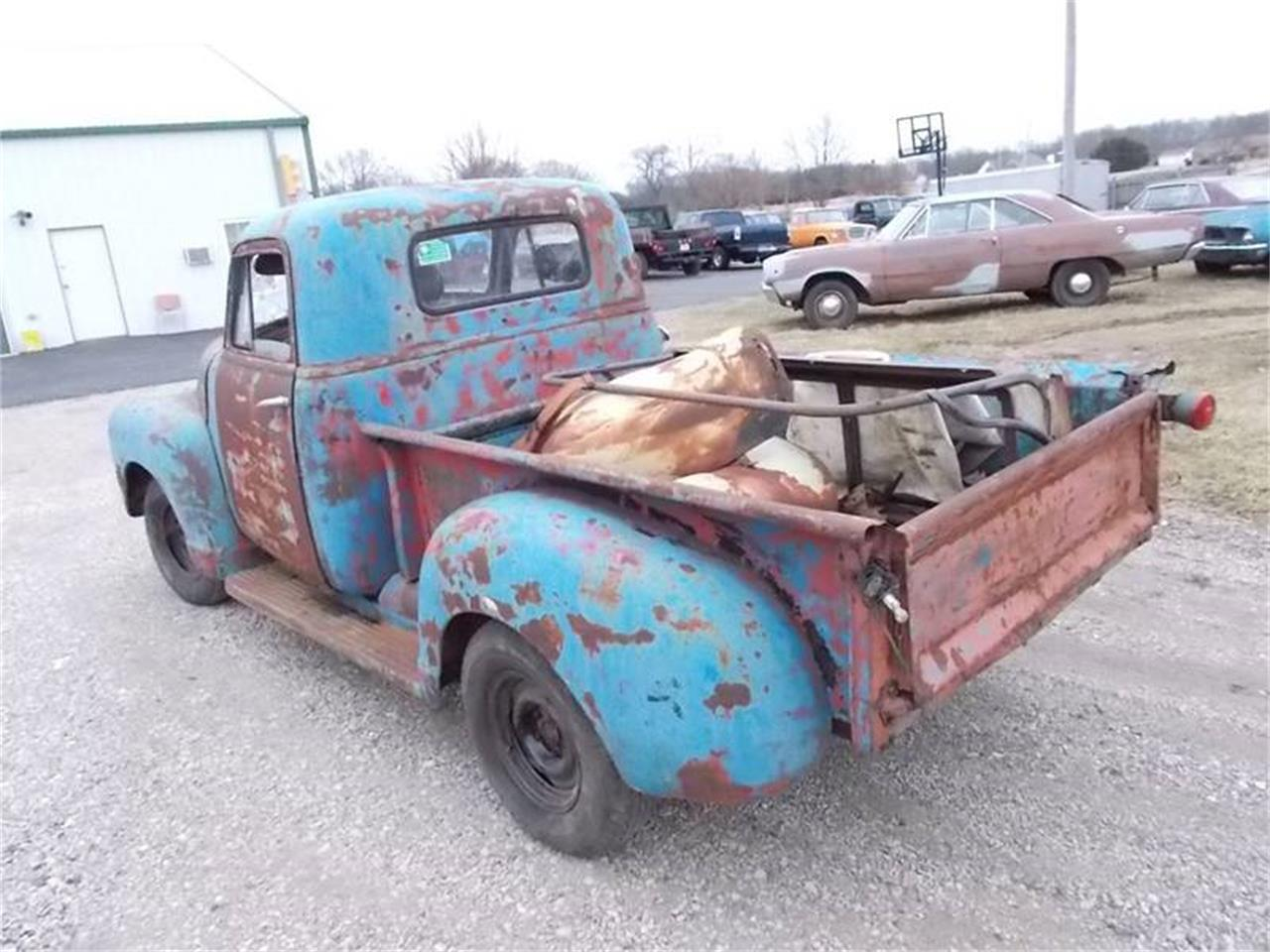 Large Picture of 1950 Chevrolet 3100 - $3,800.00 - PTYP