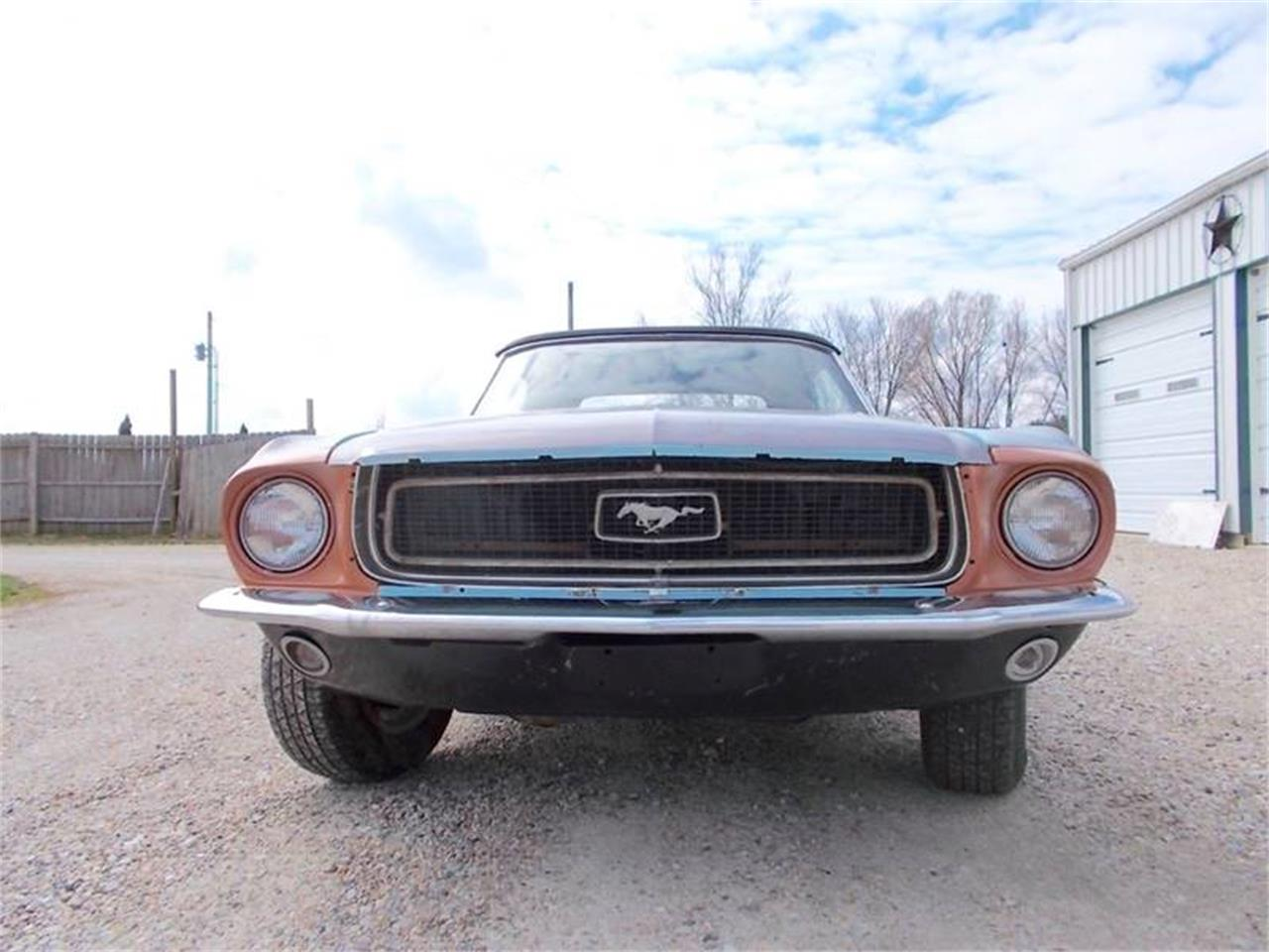 Large Picture of '67 Mustang - PTYU