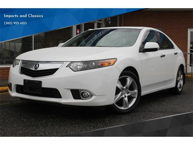 Picture of '12 TSX - PTZ7